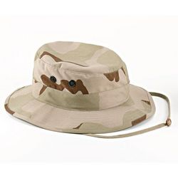 Ultra Force 3 Color Desert Camo Boonie Hat