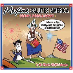 Maxine Wall Calendar