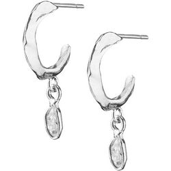 Sterling Silver Whisper Earrings