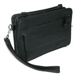 Leather Concealment Man Bag