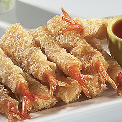 One Pound Crispy Coated Shrimp