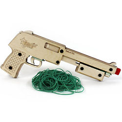 Sheriff Shotgun Rubber Band Gun