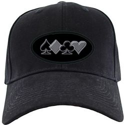 Poker Cards Baseball Cap
