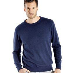 Men's Cashmere Crew Neck Sweater