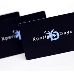 $100 Xperience Days Dollars Certificate