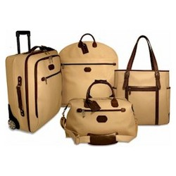 Lugano Italian Luggage Set