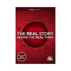 Coca-Cola The Real Story Behind The Real Thing DVD