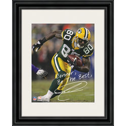 Donald Driver Personalized Player Picture
