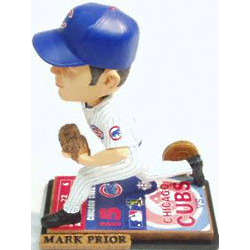 Mark Prior Chicago Cubs Legends Of The Diamond Collectible