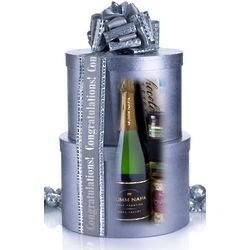 Secret Sommelier Champagne Gift Stack
