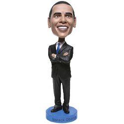 Barack Obama Presidential Bobblehead