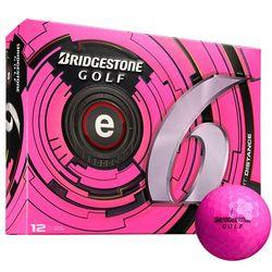 Personalized e6 Pink Golf Balls