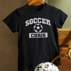 Personalized Kid's Sports T-Shirt