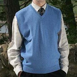 Men's Cashmere Vest