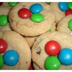 M & M Cookies Gift Box