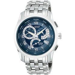 Calibre 8700 Eco-Drive Perpetual Calendar Watch
