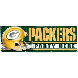 Green Bay Packers Vinyl Banner