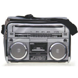 Boom Box Stereo Cooler