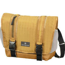 Altmont Laptop Messenger in Amber