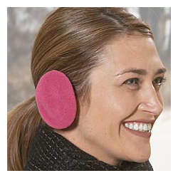 Fleece Earbags Ear Warmers