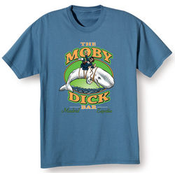 The Moby Dick Bar Shirt