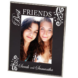Best Friend Personalized Photo Frame