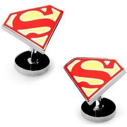 Superman Shield Cufflinks
