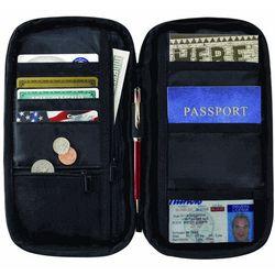 RFID Blocking Travel Document Organizer