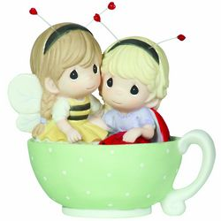 Precious Moments You Fit Me To A Tea Figurine