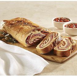 Savory Pepperoni, Salami, and Ham Stuffed Bread Loaves