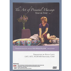 The Art of Pre-Natal Massage DVD