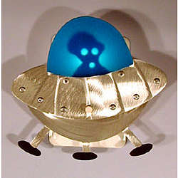 UFO Night Light