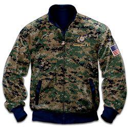 Marine Corps Pride Reversible Camouflage Men's Jacket