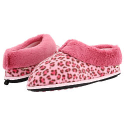 Wild Women's Animal Print Slippers