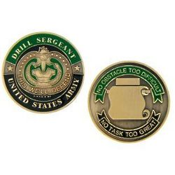 US Army Drill Sergeant Coin