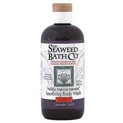 Lavender Wildy Natural Seaweed Body Wash