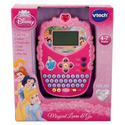 Disney Princess Magical Learn and Go
