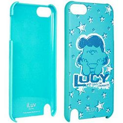 Crabby Lucy iPod Touch Case