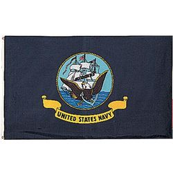 US Navy Antique Flag