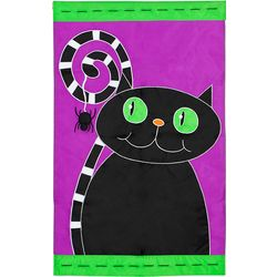 Black Cat and Spider House Flag