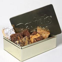 Brownie and Crumb Cake Sampler Gift Box