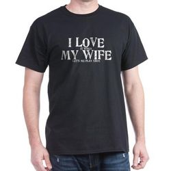 I Love When My Wife Lets Me Play Xbox Shirt