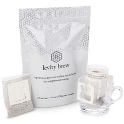 On the Go Levity Coffee and Tea Blend