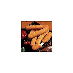 Garlic Breaded Mozzarella Sticks