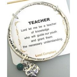 Teacher Prayer Bangle