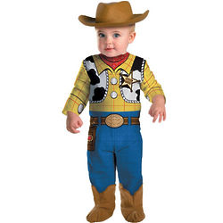 Woody Infant Costume