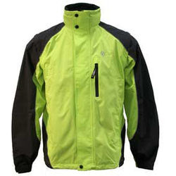 Men's Reflective Seattle Cycling Jacket