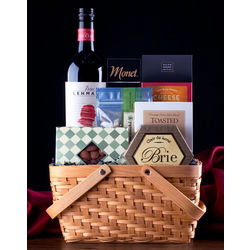 All for One Shiraz Wine Gift Basket
