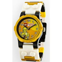 Lego Star Wars C-3PO Watch Set