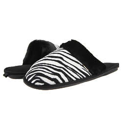 Women's Fierce Animal Print Slippers